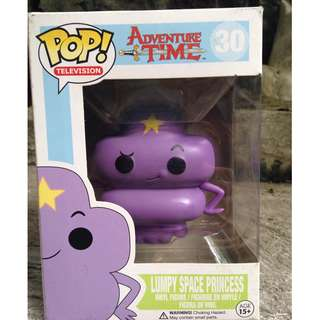 LUMPY SPACE PRINCESS (LSP) Adventure Time Funko POP Vinyl