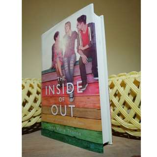The Inside of Out by Jenn Marie Thorne  (hardcopy)