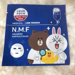 NMF face mask x1