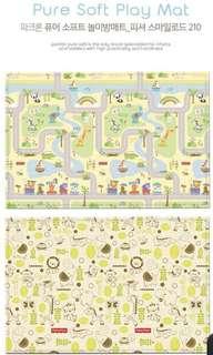 Parklon Pure Soft Mat (Fisher Price Smile Road/Nature Playmat)