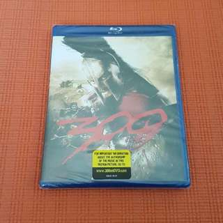 300, Blu-ray Disc *Brand New*