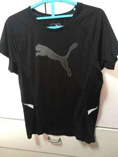 Puma dri fit shirt