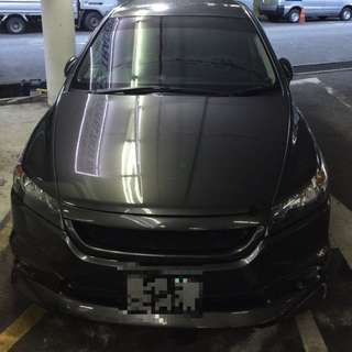 Honda stream for rental