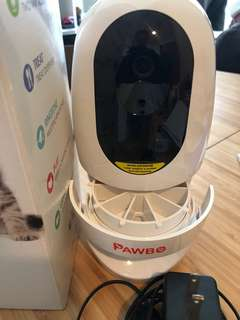 CCTV for pets: Pawbow