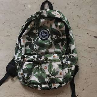 hype leaves backpack