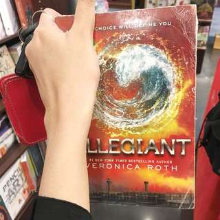Insurgent & Allegiant by Veronica Roth