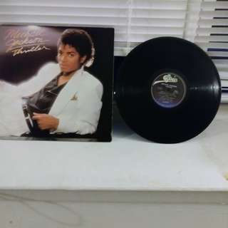 Original michael jackson record