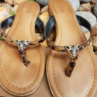 ALDO fashionable slipper with stud