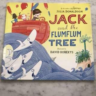 Julia Donaldson - Jack and the Flumflum Tree