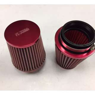 TODA filter 3'' Hole ~~ Top Plate 88mm    ~~ Bottom Plate  118mm ~~ Height 125mm model 40830