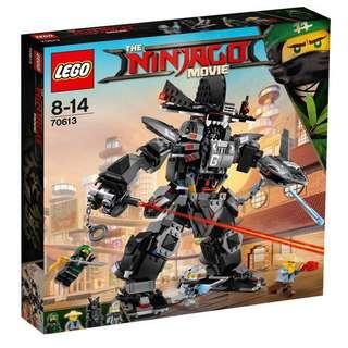USED LEGO 70613 Ninjago Movie Garma Mecha Man