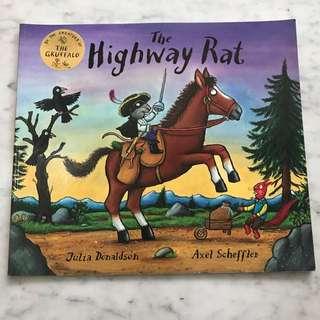 Julia Donaldson - The Highway Rat