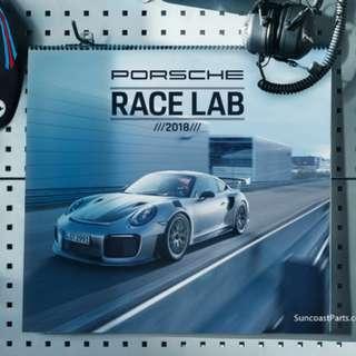 Porsche Race Lab Calendar