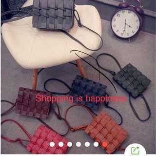 Strap sling bag