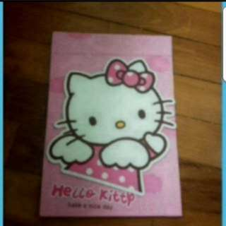 In Stock Hello Kitty Design Mirror For Desktop Size is 21 x 15cm