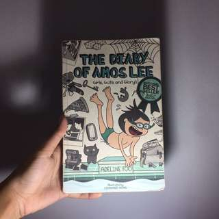 The Diary Of Amos Lee by Adeline Foo