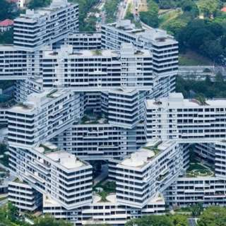 THE INTERLACE - DEVELOPER SALES
