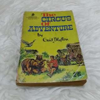[Beli/Barter] Buku Enid Blyton The Circus Of Adventure