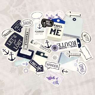 Stickers Pack (35pcs)