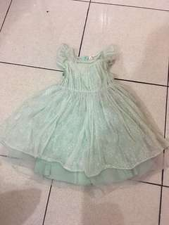 Preloved mint dress