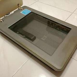 掃描器scanner  (HP Scanjet G4010)