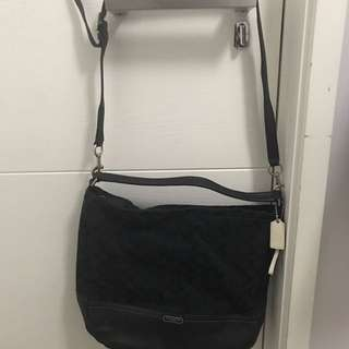Coach bag 90% new with dust bag