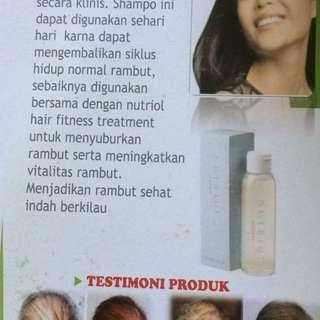 Nuskin Nutriol Energizing Shampoo