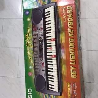 Casio Keyboard LK-35 for sale!