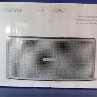 Onkyo X3 Portable Bluetooth Speaker