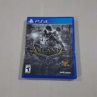 Arcania The Complete Tale, PS4 Games, PlayStation 4