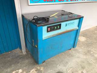 Used Instant Heat Strapping Machine