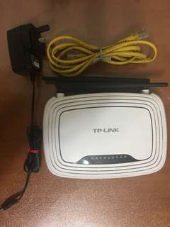 Router 路由器 tp-link WR841N