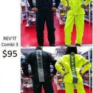 Rev'It Combi 3 Raincoat
