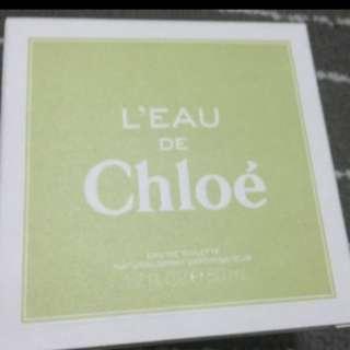 L'eau Chloe 50ml