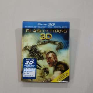 Clash Of The Titans, Blu-ray 3D