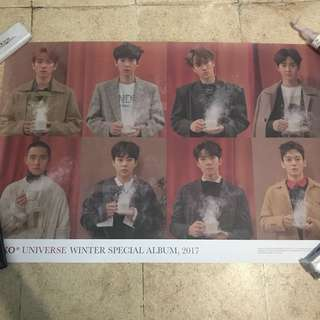 Poster EXO Universe