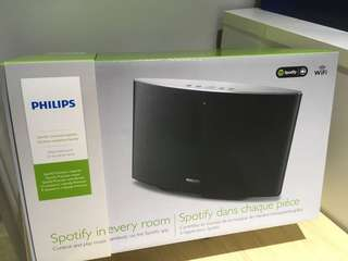 Philips SW700M/05 Spotify Connect Multiroom Speaker WiFi 無線音響 全新行貨 price.com最平