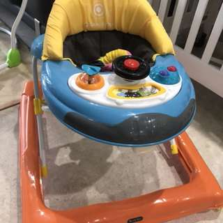 Baby Walker - Lucky Baby