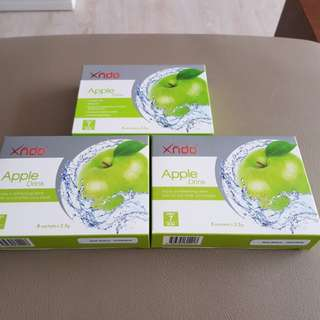 Xndo Apple drink (3 boxes)