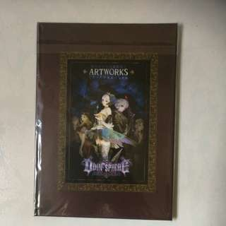 Odin Sphere 64-Page Hard Cover Artbook