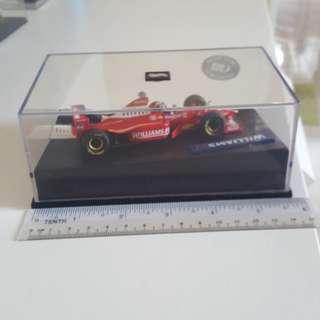 William F1 跑車模型