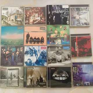Oasis  ( 15 CD collection )