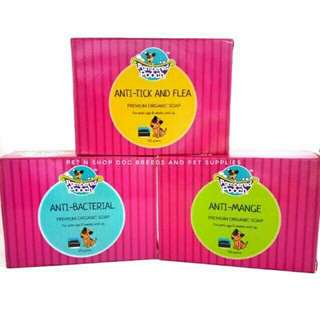 Pampered Pooch Premium Organic Soap