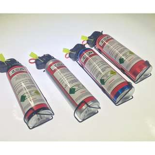 ZEX NITROUS fire extinguisher BLUE  model 38771