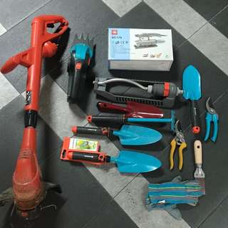 Garden Tools - some are NEW