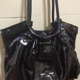 Ferragamo Satchel Bag Authentic