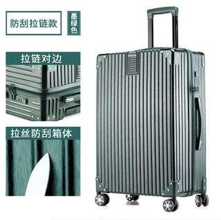 ♥️特價包郵♥️行李箱鋁框拉桿箱旅行箱萬向輪女20/24/26/29