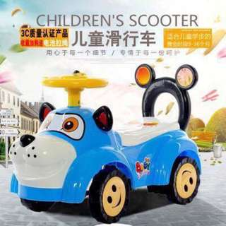 Twisting Mini Toy Car