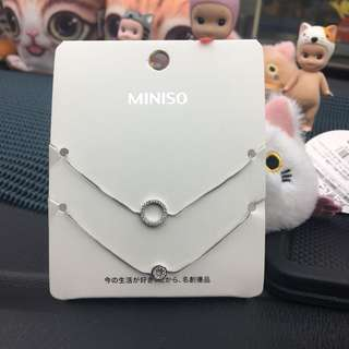Gelang Miniso Original Counter - FIXED PRICE