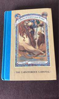 A series of unfortunate events: the carnivorous carnival